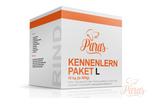 Paras - Kennenlern-Paket L Rind