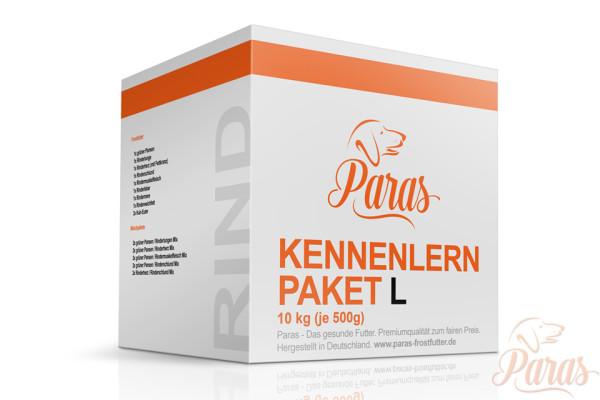 Paras – Kennenlern-Paket L Rind