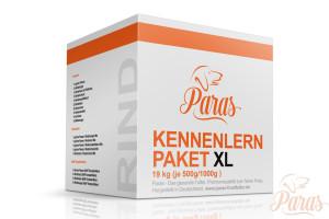 Paras - Kennenlern-Paket XL Rind