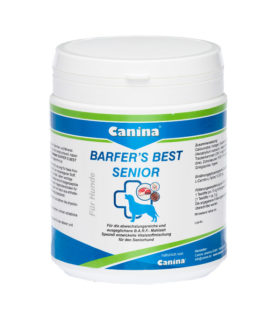 Barfers Best Senior 500g