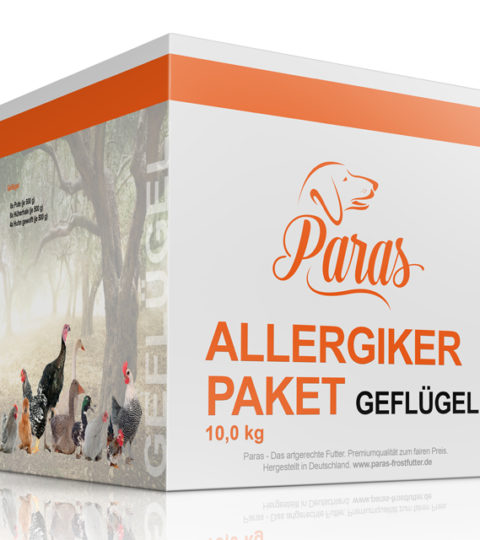 Paras – Allergiker-Paket Geflügel