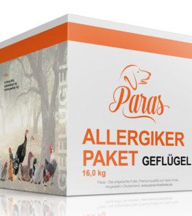 Paras - Allergiker-Paket Geflügel XL